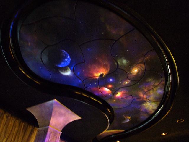 光る宇宙の工程